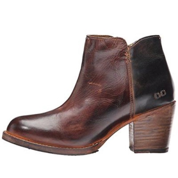 Bed Stu Shoes - Bed Stü Yell Boots Brown
